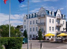 Hotel Nautilus, Мендзыздрое
