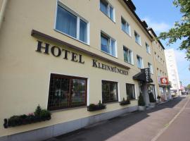 Hotel Kleinmünchen Garni