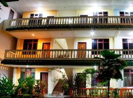 Kolongan Beach Indah Hotel, Manado