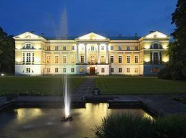 Hotel Mežotnes Palace