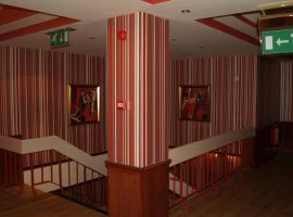Antonine Hotel, Фалькирк