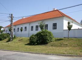 Hegyhát Gyöngye Panzió, Vasvár (рядом с городом Zsennye)