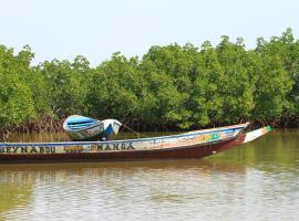 Bolongs Passion, Cap Skirring (in de buurt van Boukot Ouolof)