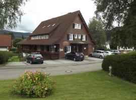 Pension Bergseeblick, Titisee-Neustadt (Titisee yakınında)