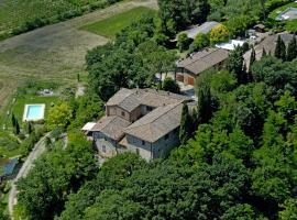 La Rocca della Magione, Монтериджиони