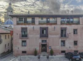 Hotel Los Leones - Adults Only, Rubielos de Mora (Cortes de Arenoso yakınında)