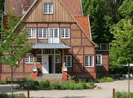 Hotel Waldhof auf Herrenland, Mölln