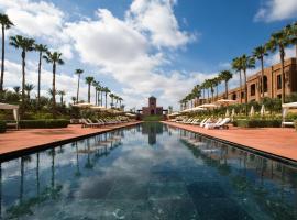 Selman Marrakech, Marrakech