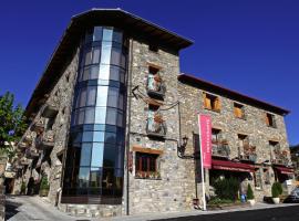 Hotel Restaurante Revestido, Escalona (рядом с городом Laspuña)