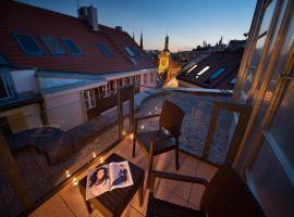 EA Embassy Prague Hotel