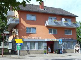 Gasthaus Hirsch, Baden-Baden (Steinbach yakınında)