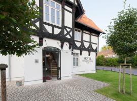 Hotel Am Burgmannshof, Wunstorf