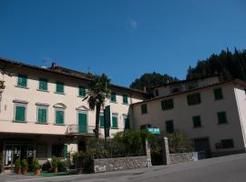 Tre Fiumi, Ronta (Fondaccio yakınında)