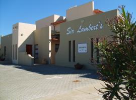 Sir Lambert's Guesthouse, Lambert's Bay