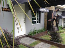 Chalet Puncak Mutiara