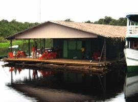 Manaus Jungle Hostel, Iranduba (Manacapuru yakınında)