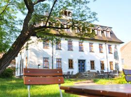 Biohotel Stiftsgut Wilhelmsglücksbrunn, Creuzburg