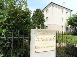 Bed and breakfast Villa Novella, Crocetta del Montello