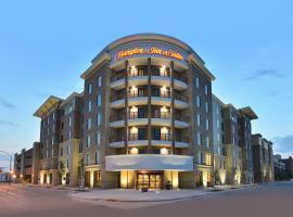 Hampton Inn & Suites Des Moines Downtown