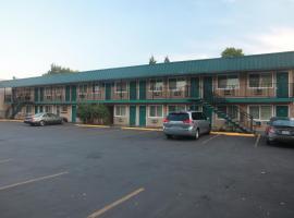 Executive Motel, Eugene