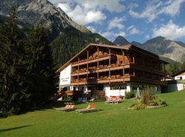 Sport Hotel Wildgall, Anterselva di Mezzo (San Giuseppe in Anterselva yakınında)