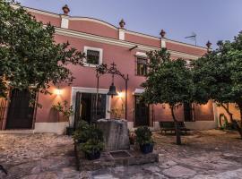 Finca Villa Juan, Ribera del Fresno (рядом с городом Villafranca de los Barros)