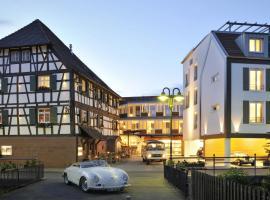 Hotel Ritter Durbach, Durbach