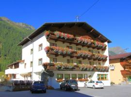Hotel Pension St. Leonhard