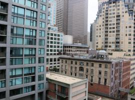 Luxury High Rises by ABODA Seattle Downtown, Seattle