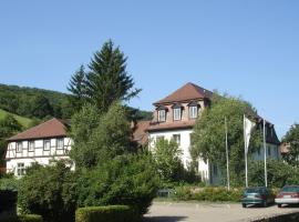 Schloss Döttingen, Braunsbach (Kupferzell yakınında)