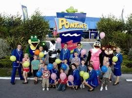 Pontins-Southport Holiday Park, Саутпорт (рядом с городом Formby)