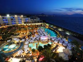 Los 10 mejores hoteles de 5 estrellas de Peloponeso, Grecia ...