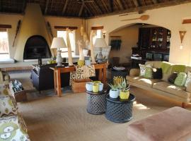 Thornybush Simbambili Lodge, Sabi Sand Game Reserve