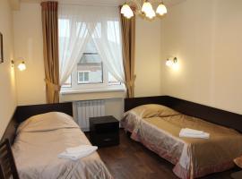 TGK Koleso Hotel, Vel'sk