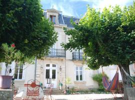 La Villa Les Pieds dans l'Ouche, Barbirey-sur-Ouche (рядом с городом Mesmont)