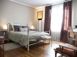 Chambres d'hôtes Chez Kate B&B, Сен-Мор-де-Фоссе (рядом с городом Шампиньи-сюр-Марн)