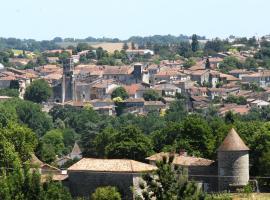VVF Villages de Mauvezin du Gers, Mauvezin (рядом с городом Mansempuy)
