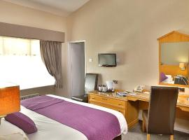 Best Western Preston Chorley West Park Hall Hotel and Leisure Club, Chorley