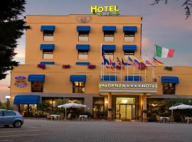 Valdenza Hotel, Campegine (Gattatico yakınında)