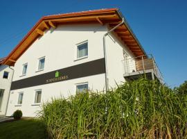 Business Homes - Das Apartment Hotel, Lauchheim (Waldhausen yakınında)