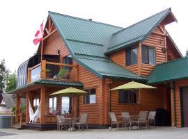The Beach Log Home, Bowser