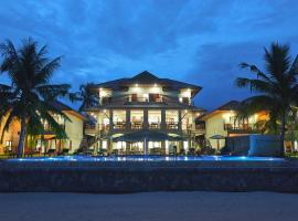 Sara Beachfront Boutique Resort, Chumphon, Pathiu