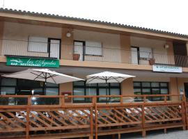 Hotel Les Agudes, Arbúcies (Sant Feliu de Buixalleu yakınında)