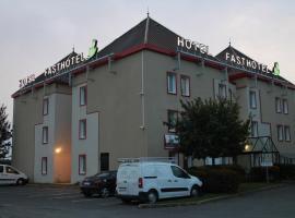 Fasthotel Montereau - Esmans, Esmans (рядом с городом Salins)