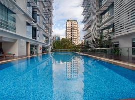 吉隆坡賓樂雅服務公寓