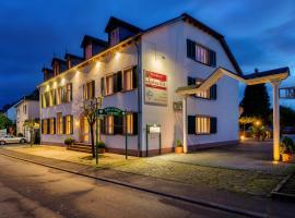 Moselhotel Ludwigs, Köwerich (Klüsserath yakınında)