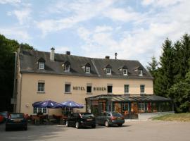 Hotel Bissen, Heischtergronn (Near Esch-sur-Sûre)