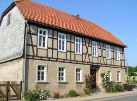 FeWo Gutendorf, Bad Berka (Klettbach yakınında)