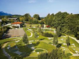 Ferienpark Vorauf, Siegsdorf