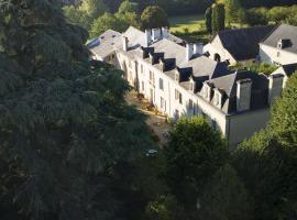 Relais du Silence Le Domaine de Mestré, Fontevraud-l'Abbaye